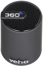 Veho 360 Bluetooth Speaker (Black)
