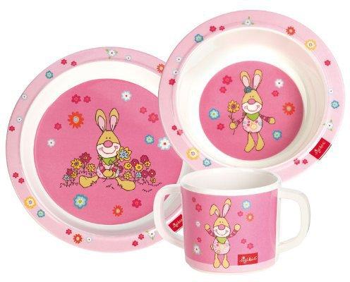 sigikid Kindergeschirr-Set Bungee Bunny