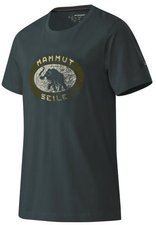 Mammut Logo-Shirt Men Space