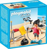 Playmobil City Life - Fitnessraum (5578)
