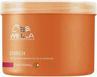 Wella Care Enrich Mask für feines und normales Haar (500 ml)