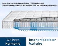 diamona Wellness Harmonie 120x200 cm
