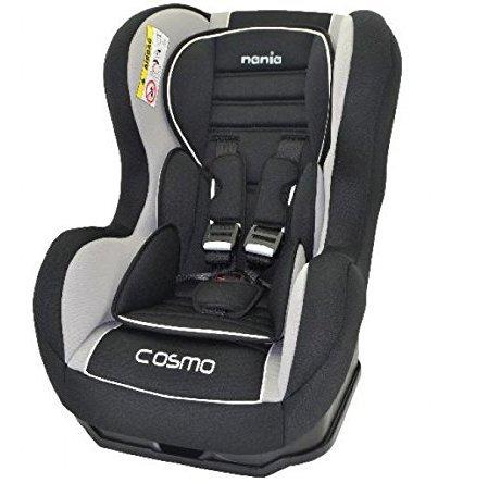 Nania Cosmo SP Luxe Isofix - Agora Black