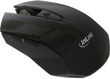 InLine Maus 2,4Ghz Wireless optisch - 55361 (schwarz)