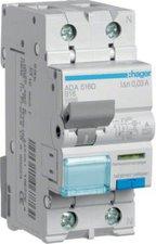 Hager FI/LS-Schalter ADA516D