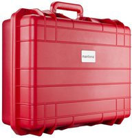 Mantona Outdoor Schutz-Koffer L rot