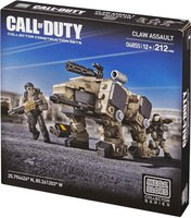 Mega Bloks Call Of Duty - Claw-Angriff (06855)