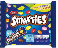 Nestle Smarties 4er Multipack (4 x 38 g)