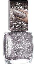 Misslyn Velvet Diamond Nail Polish 73 Oriental Emerald (10 ml)