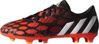 Adidas Predator Instinct FG core black/core white/solar red