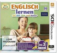 Englisch lernen mit Biff, Chip und Kipper: Vol 1 (3DS)