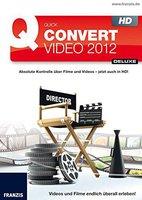 Franzis Quick Convert Video 2013 (DE) (Win) (Box)