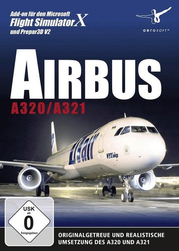 Airbus A320 / A321 (Add-On) (PC)