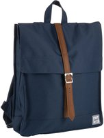 Herschel City Backpack Mid Volume navy