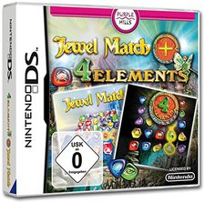 Jewel Match + 4 Elements (DS)