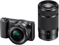 Sony Alpha 5100 Kit 16-50 mm + 55-210 mm
