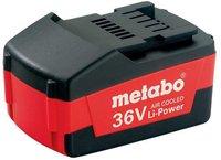 Metabo Li-Power Akkupack, Compact 36V 1.5 Ah