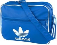 Adidas Airliner Classic Shoulder Bag bluebird/off white