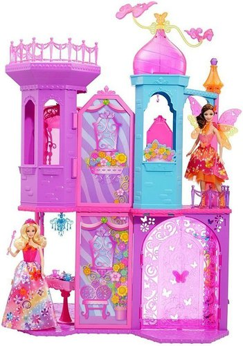 Barbie Großes Prinzessinnenschloss