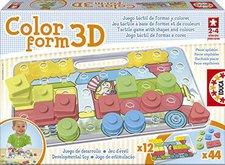 Educa Color Form 3D