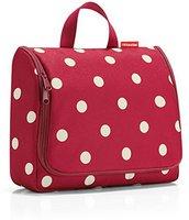 Reisenthel Toiletbag XL ruby dots