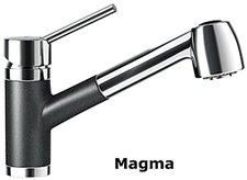 Schock Pila Schlauchbrause (Cristadur) magma
