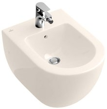 Villeroy & Boch Subway 2.0 Wandbidet Compact pergamon Ceramicplus (540600R3)
