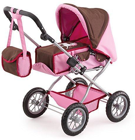 Bayer Design Kombi-Puppenwagen Grande Einhorn