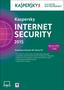 Kaspersky Internet Security 2015 (3 User) (1 Jahr) (DE) (Win) (ESD)