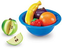 Learning Resources Smart Snacks - Counting Fun Fruit Bowl