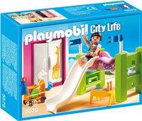 Playmobil City Life - Kinderzimmer mit Hochbett-Rutsche (5579)
