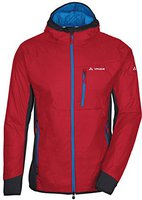 Vaude Men's Sesvenna Jacket indian red