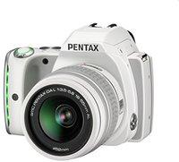 Pentax K-S1 Kit 18-55 mm (weiß)