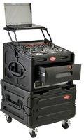 SKB Roto Molded Rack Expansion Case - Rollen