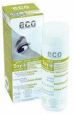Eco Cosmetics Day+ LSF 15 getönt Gesichtscreme (50 ml)