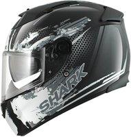 Shark Speed-R MXV Duke Black/white/Anthracite