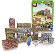 Jazwares Minecraft Overworld Shelter Pack
