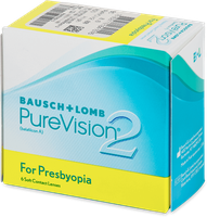 Bausch & Lomb PureVision 2 for Presbyopia (6 Stk.) +2,00