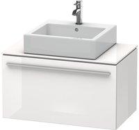Duravit X-Large Waschtischunterschrank (XL650102222) weiß