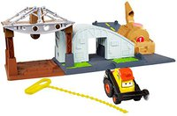 Mattel Disney Planes 2 Fire & Rescue - Riplash Flyers Rip 'N' Rescue Headquarters Play Set