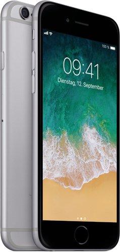 Apple iPhone 6 16GB Spacegrau ohne Vertrag