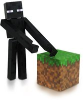 Jazwares Minecraft Overworld Enderman