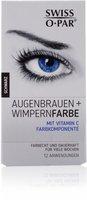 Swiss O Par Augenbrauen-Wimpernfarbe Set - Schwarz