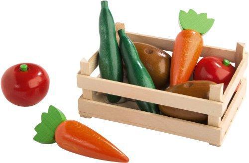 Haba Kaufladen Gemüsestiege (7802)