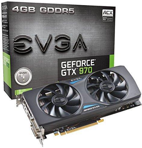 EVGA Geforce GTX 970