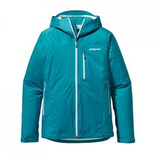 Patagonia Women's Insulated Torrentshell Jacket Tobago Blue