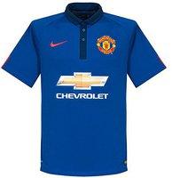 Nike Manchester United 3rd Trikot 2014/2015
