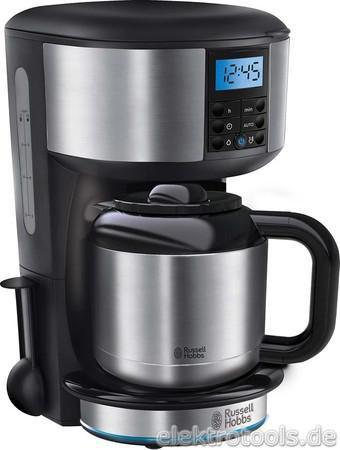 Russell Hobbs Buckingham Digitale Thermo-Kaffeemaschine (20690-56)
