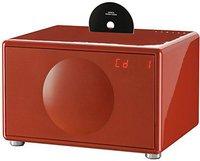 Geneva Sound System Model L Wireless DAB+ rot