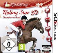 Riding Star 3D: Champion im Sattel (3DS)